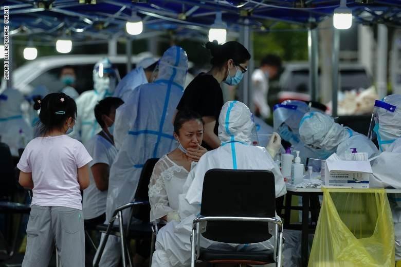 الصين تسجل أعلى ارتفاع بالاصابات بفيروس كورونا منذ ثلاثة أشهر
