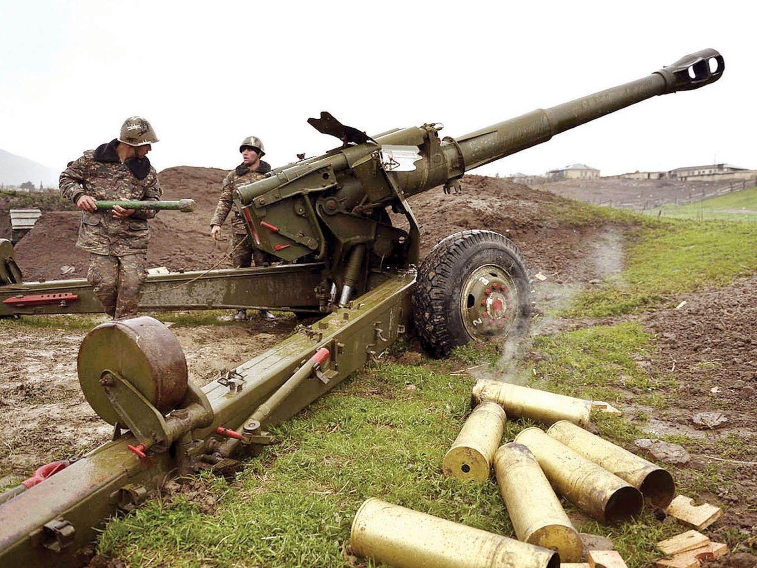 مقتل جندي أرمني في المواجهات التي جرت على الحدود بين أرمينيا وأذربيجان اليوم