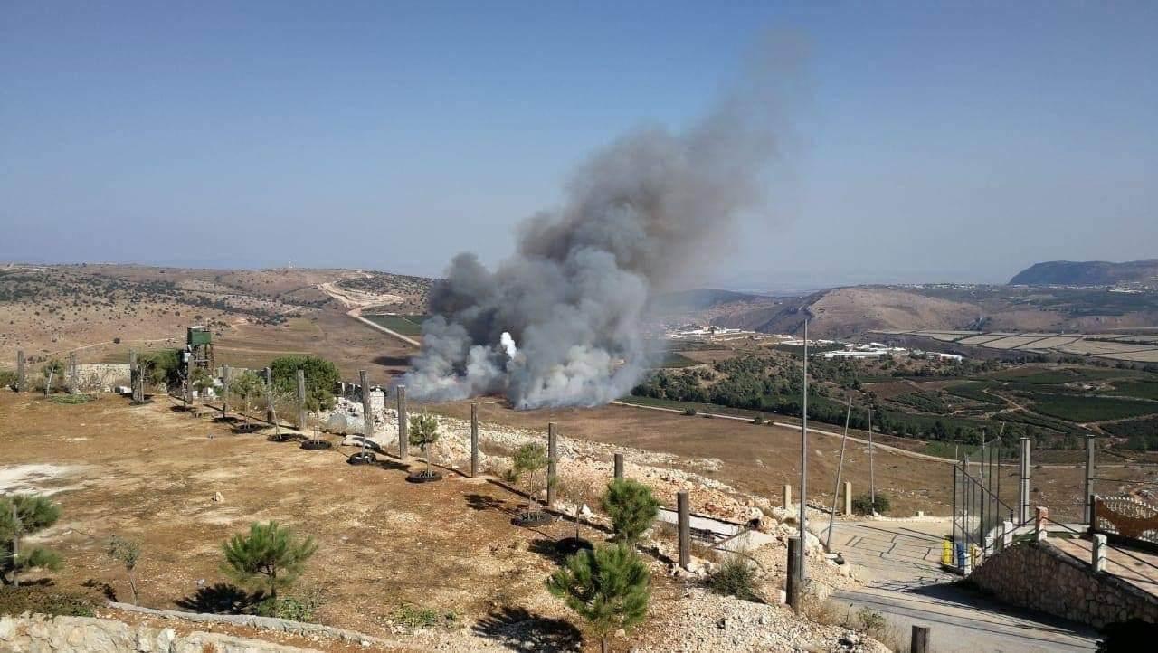 مراسل الميادين: الجيش الإسرائيلي يخفي شيئاً ما