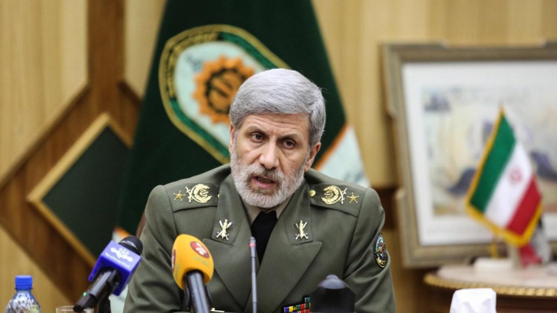 وزارة الدفاع الإيرانية تكشف عن صناعة برج مراقبة جوية متنقل