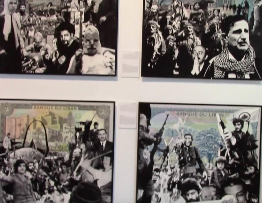 لوحات لتواريخ أخرى للبنان