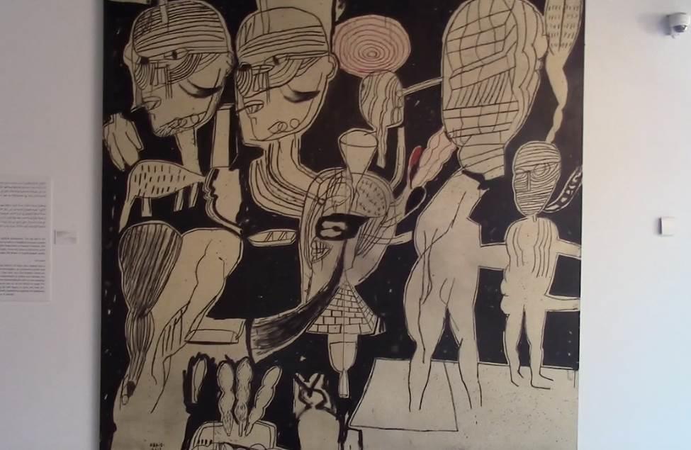الفقاعة لمحمود العبيدي