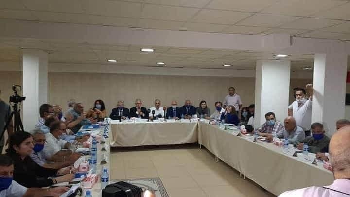 ضم التحالف: المجلس الوطني الكردي، تيار الغد السوري، المنظمة الآثورية، والمجلس العربي في الجزيرة والفرات