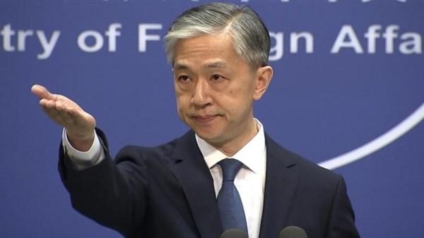 الخارجية الصينية: بكين عارضت بشدة الإجراءات وقدمت اعتراضاً للاتحاد الأوروبي