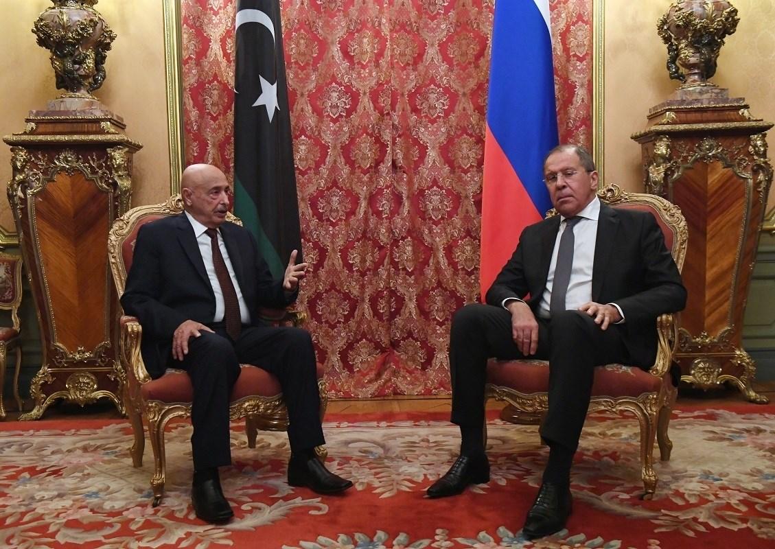 صالح يزور روسيا.. واتفاقٌ على دعم الحل السياسي