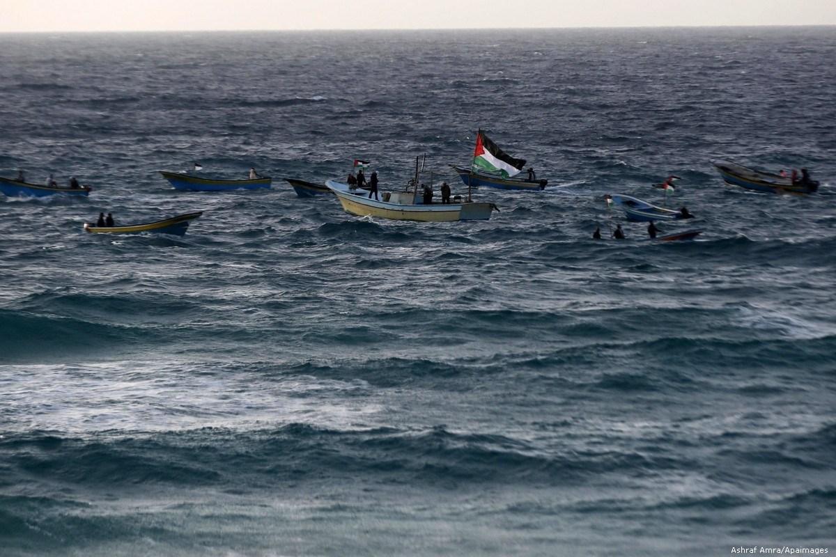 الحوض الرابع هو الحوض الساحلي في قطاع غزة، وهو المصدر الوحيد للمياه فيه