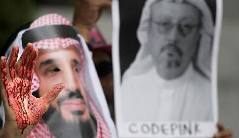 بين العشرين سعودياً مقربان من ولي العهد السعودي الأمير محمد بن سلمان