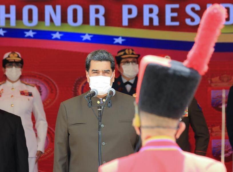 مادورو: نحن نشجع الاتصالات الدبلوماسية مع الاتحاد الأوروبي.