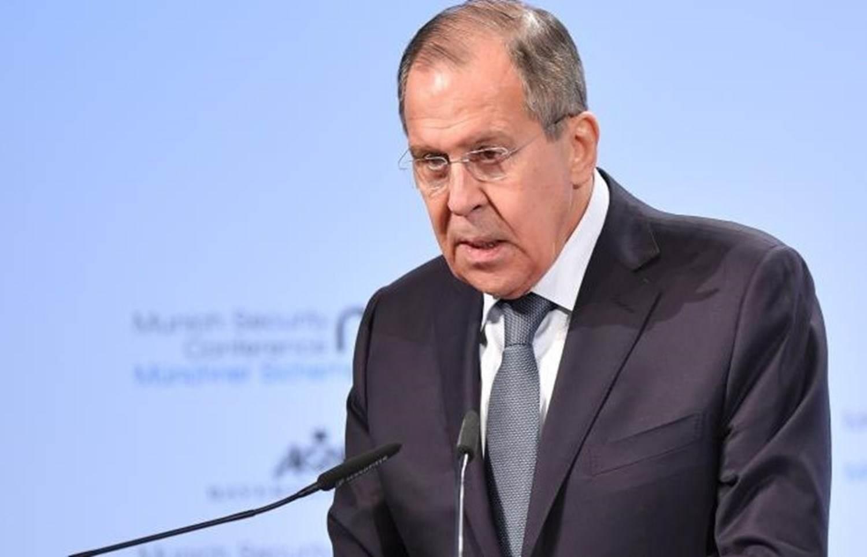 لافروف: ستكون إدارة السفارة الروسية من تونس مؤقتاً