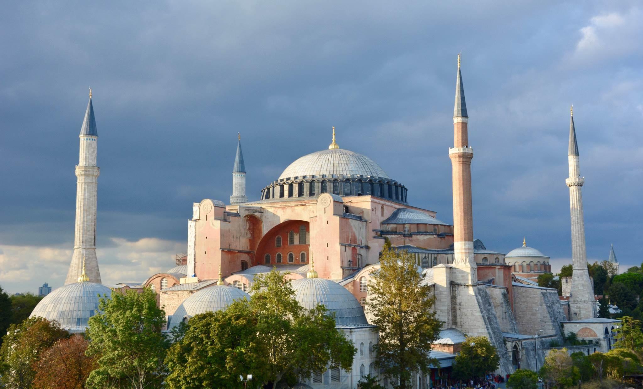 تركيا: الاتهامات ضد بلادنا بشان آيا صوفيا استهداف مباشر لحقوقنا السيادية
