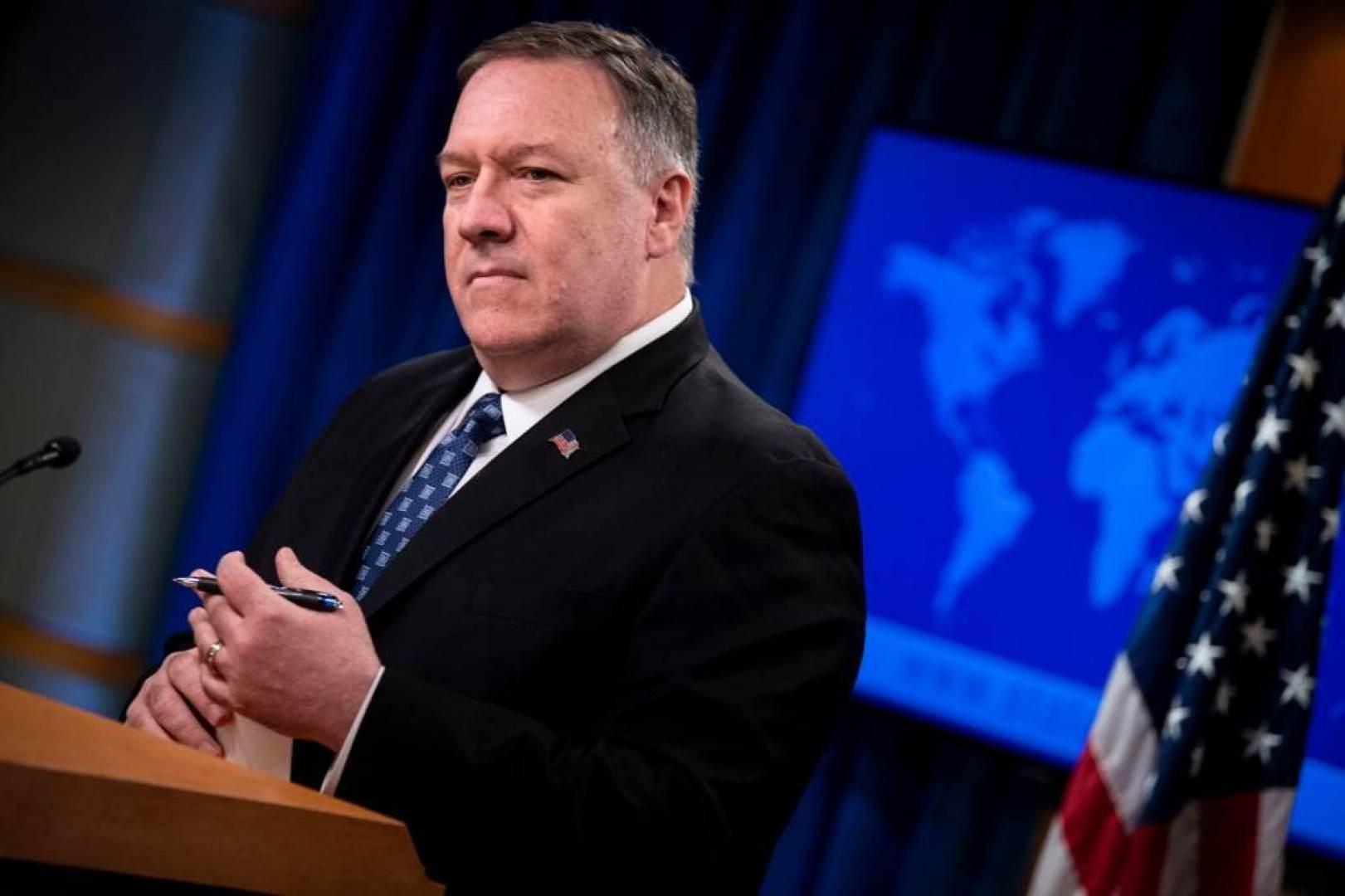 بومبيو: واشنطن قامت بفرض عقوبات على 360 هدفاً روسياً