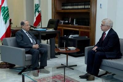 العهد والحكومة في لبنان يريدان تطوير العلاقات مع الجميع