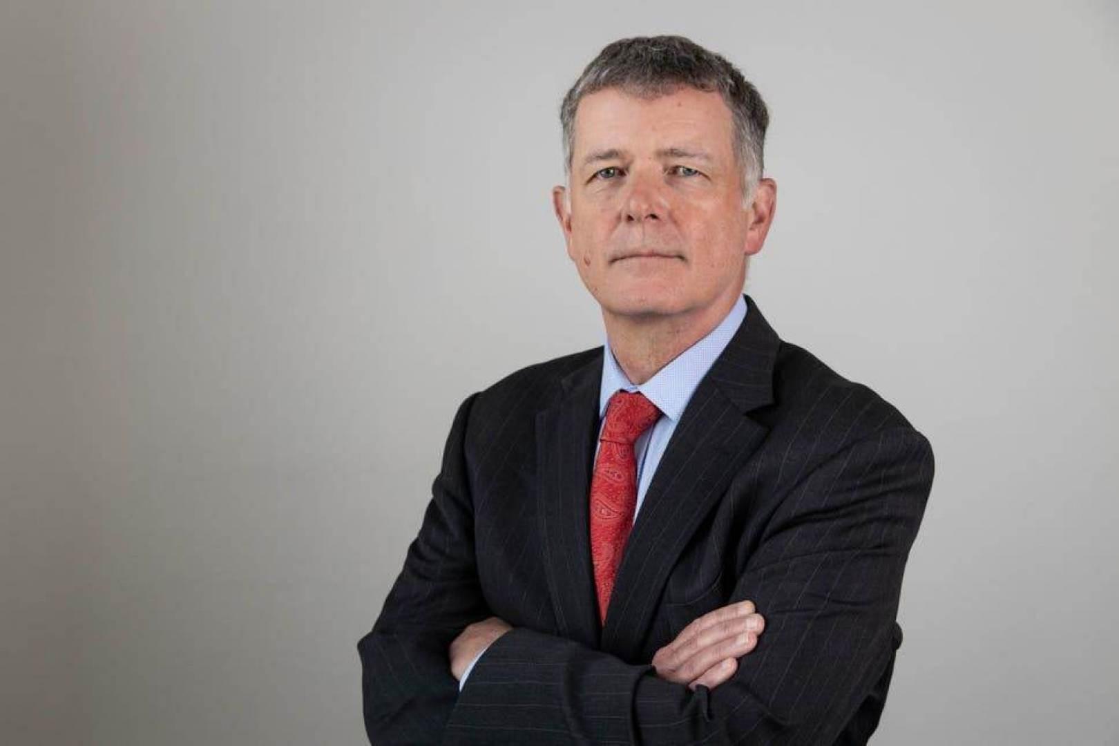 بريطانيا تعين ريتشارد مور رئيساً لجهاز المخابرات