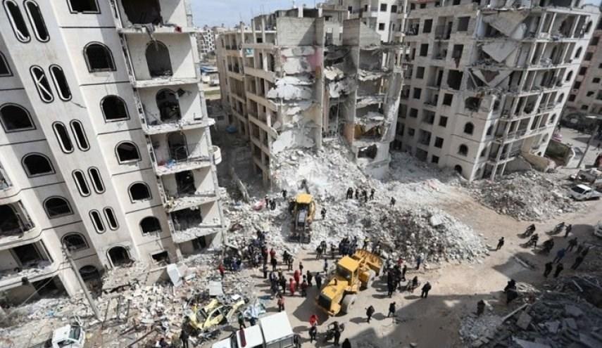 العقوبات معركة استباقية ضد احتمال إقدام طرف غربي أو عربي على التعاون لإعادة إعمار سوريا