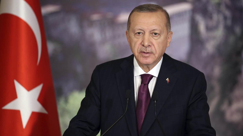 إردوغان: سنحمي مصالحنا في الشرق الأوسط وبحر إيجة