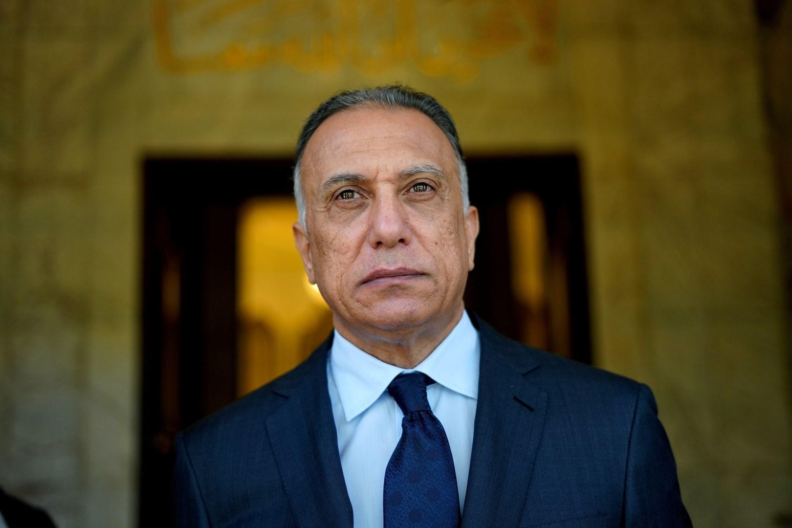 الكاظمي: رفضنا جر العراق إلى سياسة المحاور الإقليمية والدولية
