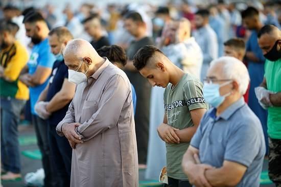 صلاة العيد في العراق