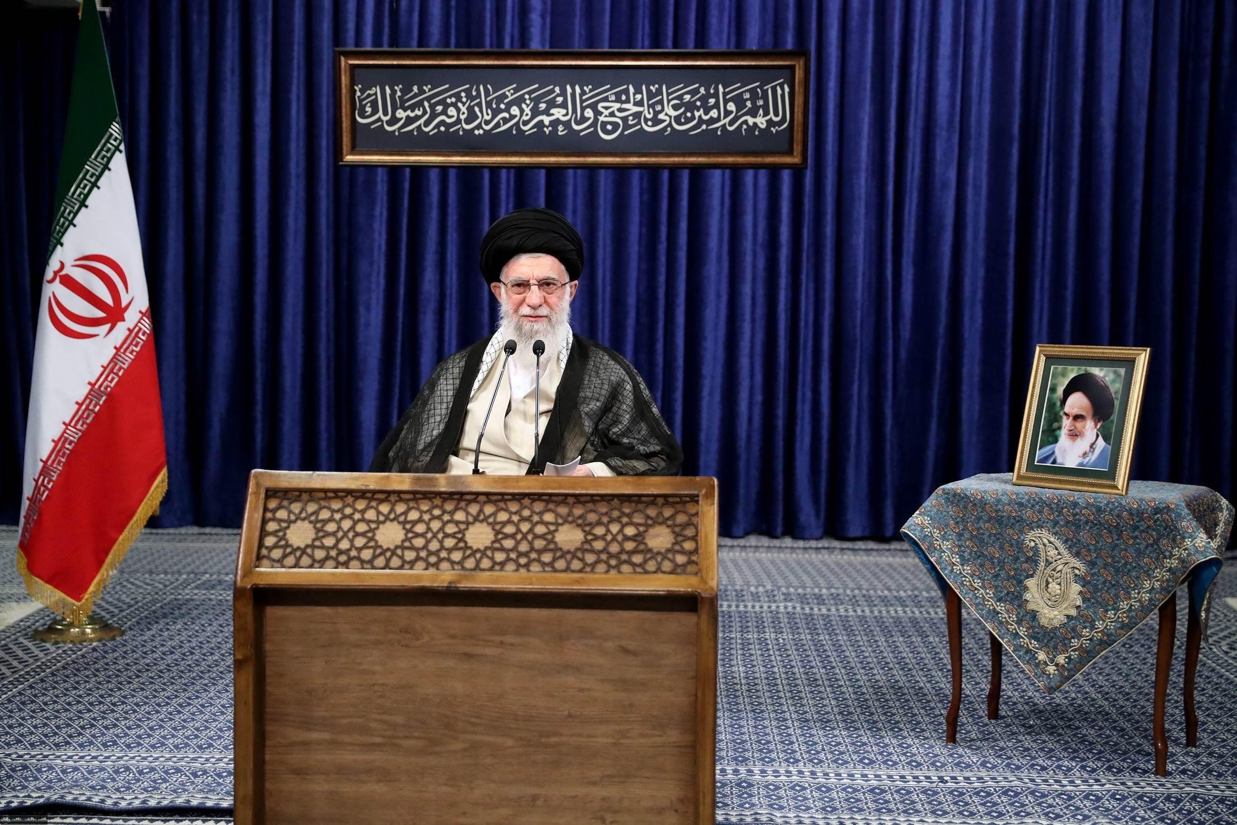 كلمة المرشد الإيراني السيد علي خامنئي بمناسبة عيد الأضحى المبارك