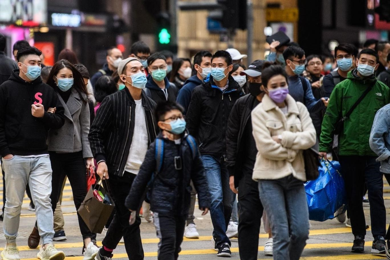 هونغ كونغ سجلت أكثر 3270 إصابة بفيروس كورونا حتى الآن