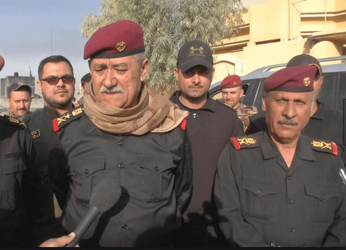 تعيين الفريق عبد الغني الأسدي رئيساً لجهاز الأمن الوطني