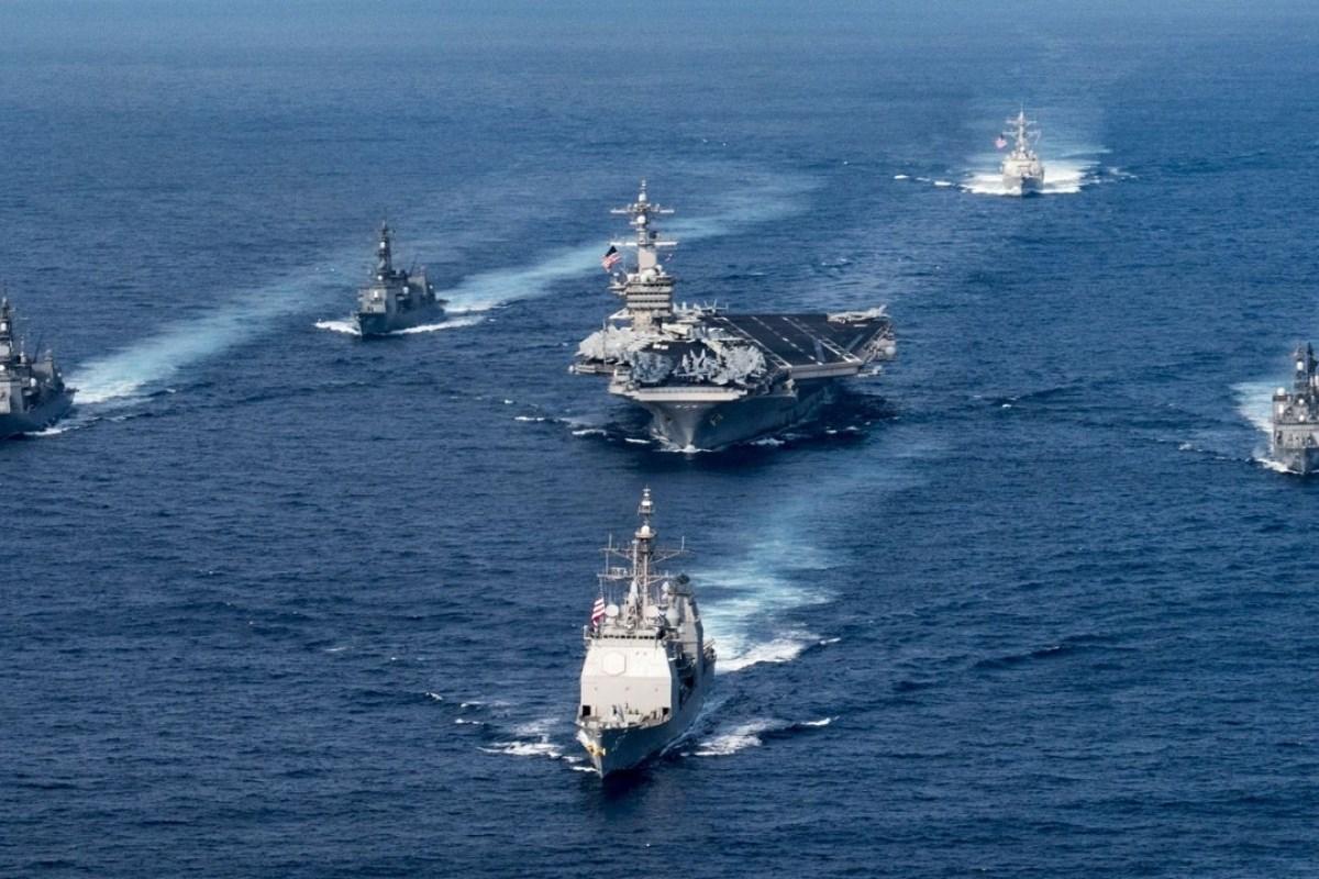 وول ستريت: الولايات المتحدة سترسل حاملتي طائرات إلى بحر الصين الجنوبي