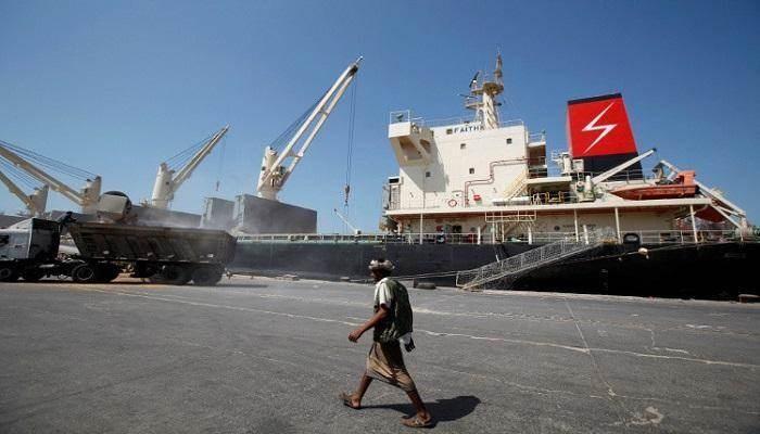 قحيم: احتجاز سفن الوقود والغذاء في عرض البحر أكبر خرق لاتفاق السويد