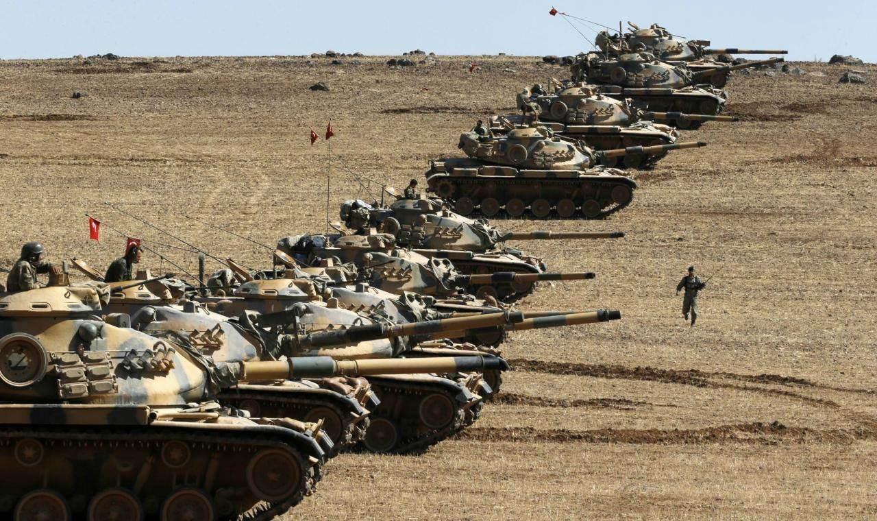 منطقة ريف الحسكة شهدت مطلع العام تصعيداً تركياً ضد
