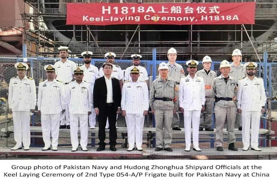 التعاون العسكري البحري بين الصين وباكستان يثير قلق الهند