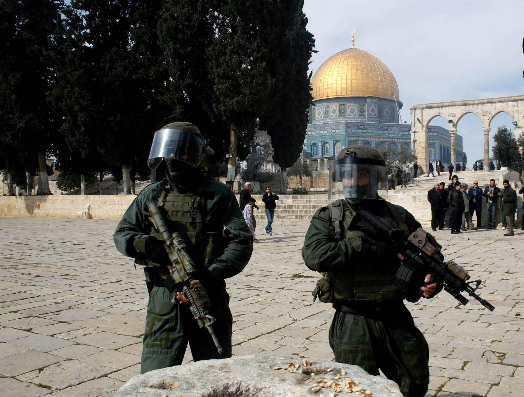 فلسطين لدراسات: 1050 حالة اعتقال من القدس خلال النصف الاول من العام