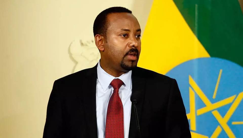 أحمد: الاضطرابات ترمي لتعطيل خطط إثيوبيا بشأن سد النهضة (أ ف ب - أرشيف)