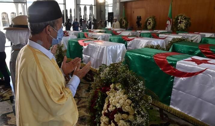 الجزائر: من يعرف معنى الرفات يعرف معنى الذاكرة وطعم الكرامة
