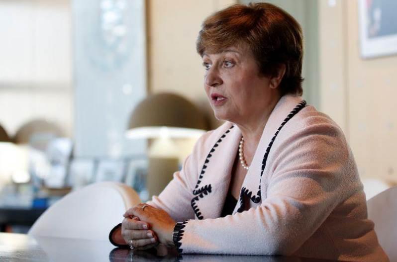 كريستالينا جورجيفا مديرة صندوق النقد الدولي (أرشيف/رويترز)