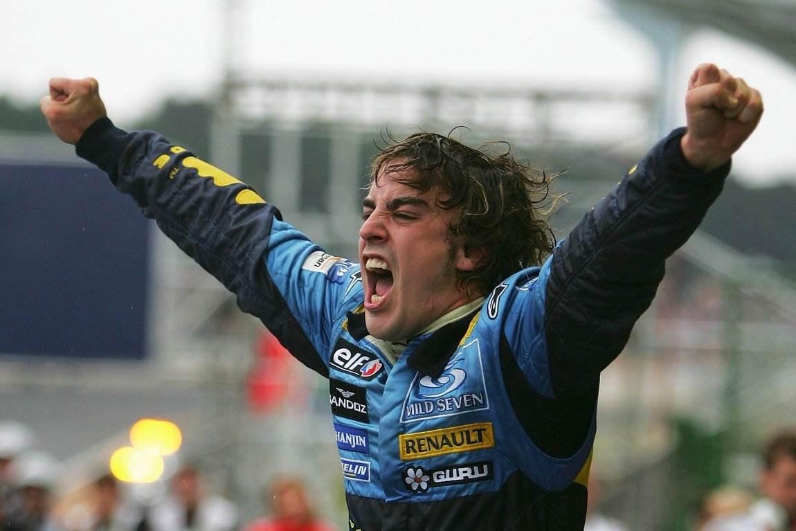 فورمولا 1: ألونسو يعود إلى المنافسات