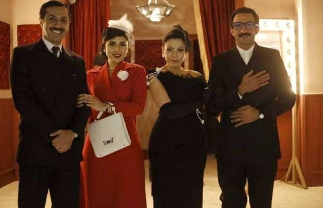 4 ممثلين من أسرة
