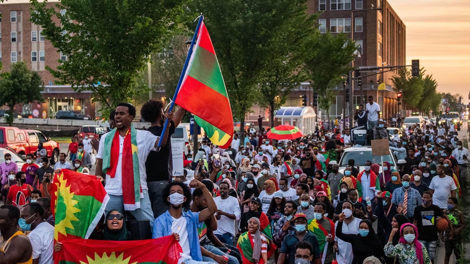 رئيس الوزراء الأثيوبي آبي أحمد يدين عملية القتل التي وصفها بالمأساة