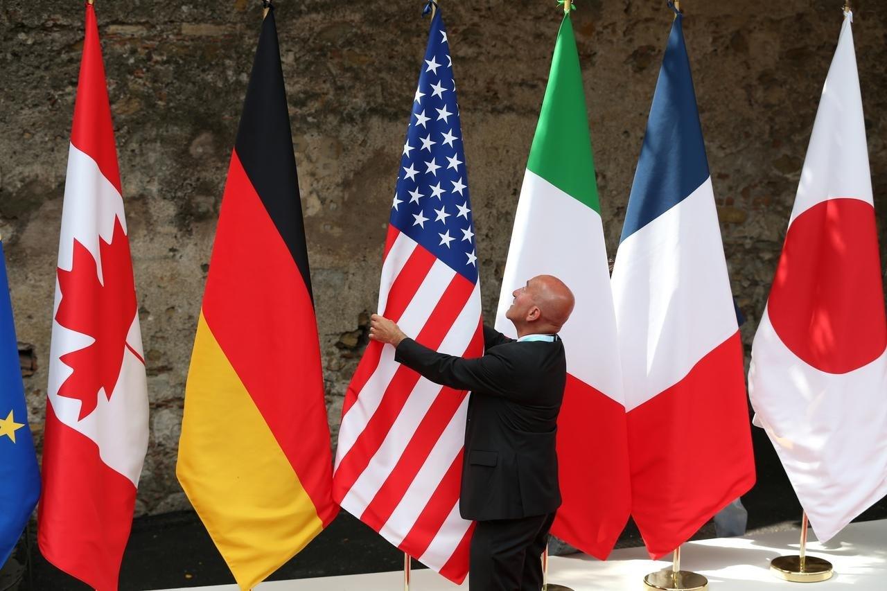 وزيرا المالية والخارجية الألمانيان يرفضان دعوة مجموعة الدول الصناعية السبع