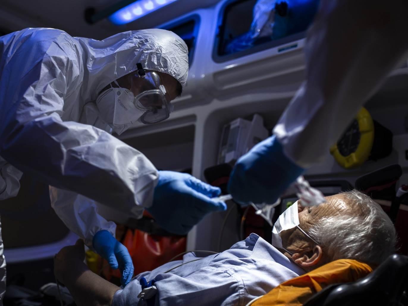عدد الوفيات بكورونا في العالم يتجاوز ال550 ألف حالة