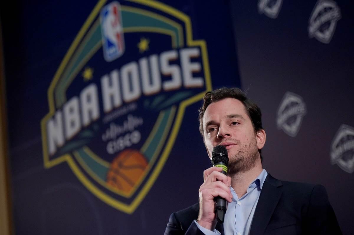 كرة السلة الأميركية ستسير على خطى الدوريات الأوروبية