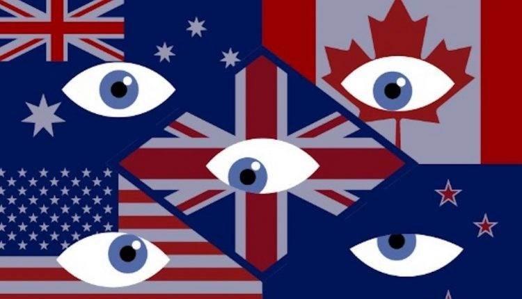 مجموعة دول الخمس عيون تضم كندا والولايات المتحدة وبريطانيا وأستراليا ونيوزيلندا