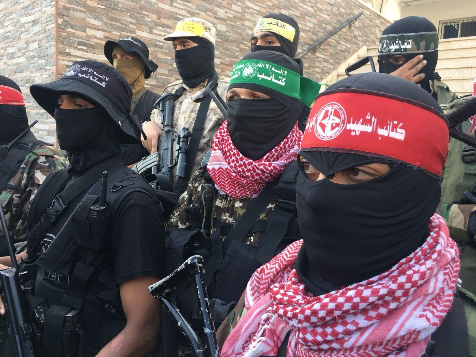 فصائل المقاومة الفلسطينية تدين اعتقالات القوات الإسرائيلية