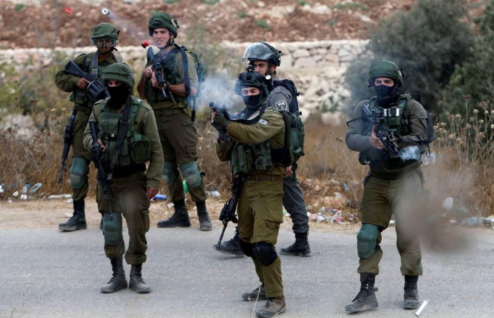 استشهاد الشاب ابراهيم مصطفى ابو يعقوب 33 عاماً من قرية كفل حارس برصاص قوات الاحتلال