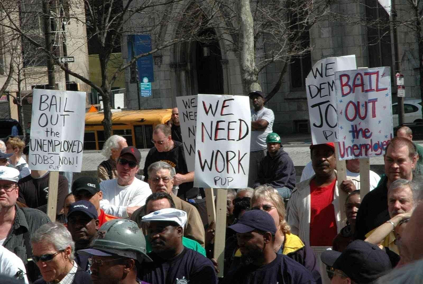 أكثر من مليون طلب جديد لإعانات البطالة في الولايات المتحدة الأسبوع الماضي