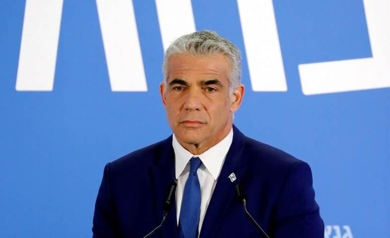 لابيد: إسرائيل ليست بعيدة عن العنف، ليست بعيدة بما يكفي