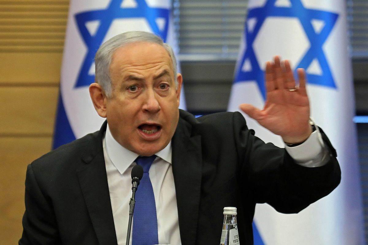 نتنياهو يقول إن كل مظاهر التحريض والكراهية لن توقفه من العمل لأجل