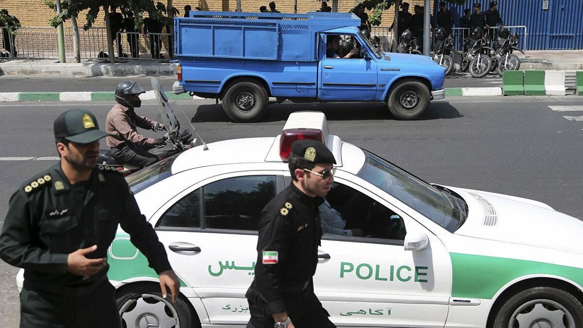 شارمهد كان يخطط ويدير من الولايات المتحدة عمليات مسلحة وتخريبية في إيران