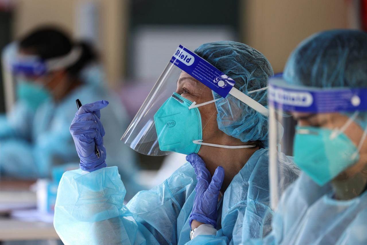 بلغ العدد الإجمالي للإصابات المؤكدة في الصين 84668