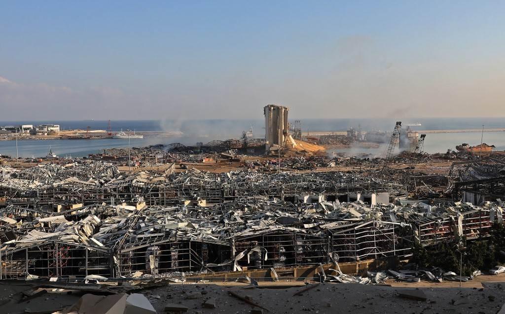 منذ اللحظات الأولى لوقوع الانفجار في ميناء بيروت، بدأ التضليل ودبَّت فوضى التّحليلات