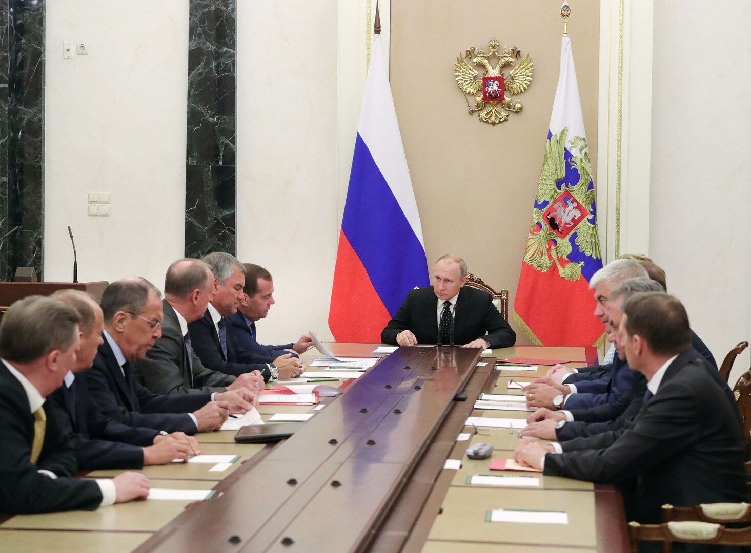 مجلس الأمن الروسي: واشنطن لن تتردد في خنق أوروبا من أجل مصالحها