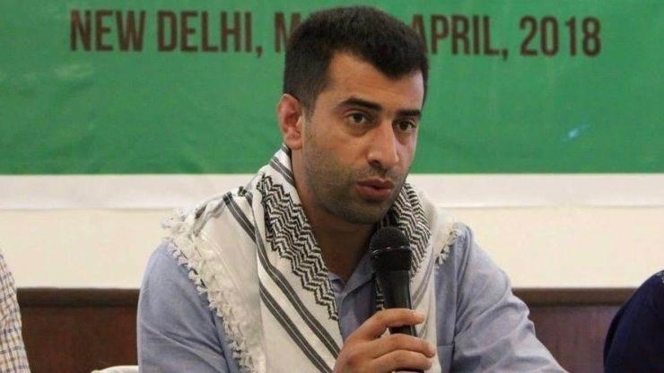 الاحتلال يمدد توقيف منسق عام مقاطعة إسرائيل محمود نواجعة