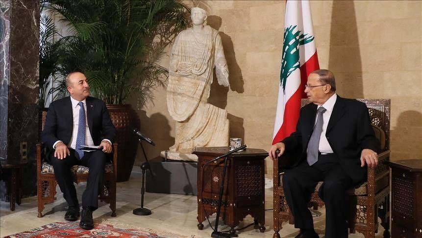 أوغلو: نحن نقف مع أقاربنا الأتراك والتركمان في لبنان وفي كل العالم